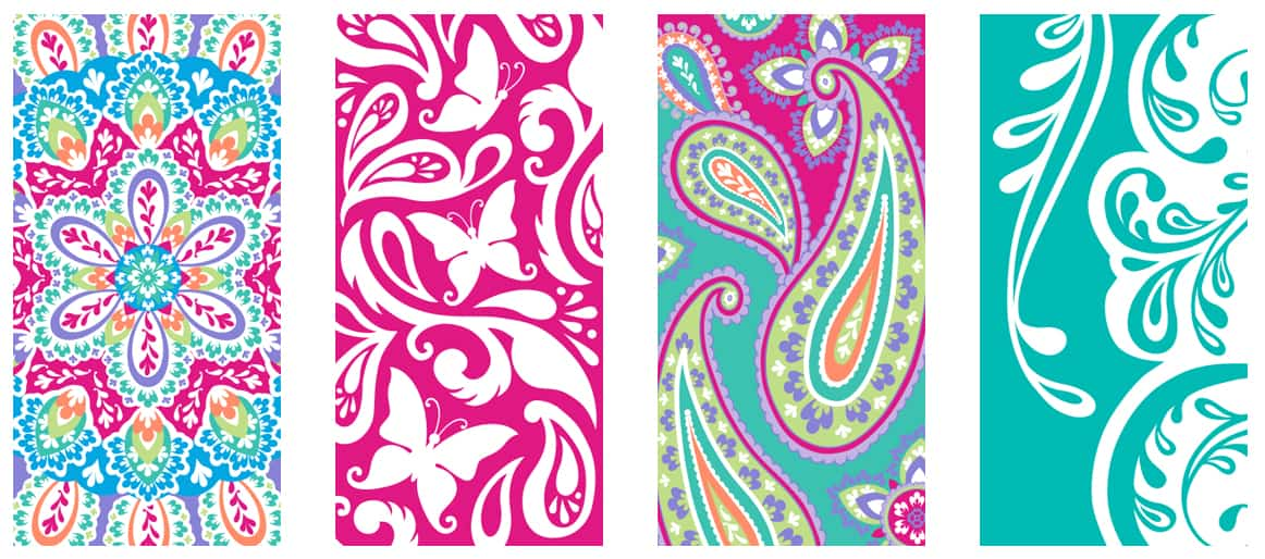 Beach Towels Pattern Play